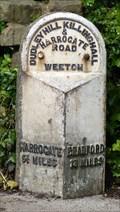 Image for Milestone - Harrogate Road, Weeton, Yorkshire, UK.
