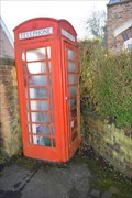 Image for Red telephone box - Ashby Magna, Leicestershire, LE17 5NQ