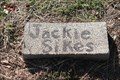 Image for Jackie Sikes, Helm-Murphy & H -- Morrow Chapel Cemetery, Ola TX
