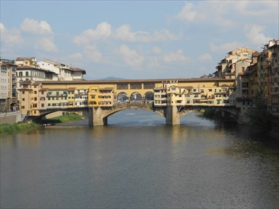 Ponte Vecchio (Old Bridge), Firenze (Florence), Italy