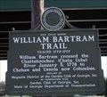 Image for William Bartram Trail Traced 1773-1777 - GCG -  Muscogee County