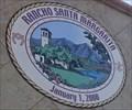 Image for Rancho Santa Margarita Entrance Sign - Rancho Santa Margarita, CA