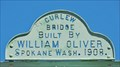 Image for Curlew Bridge - 1908 - Curlew, WA