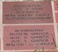 Image for La Bahia Cemetery pavers -- Goiliad TX