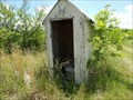 Image for Clearview Cemetery Outhouse - Clearview, OK