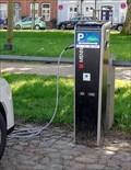 Image for E-Tankstelle - Marktplatz - Friedrichstadt, Germany, SH