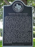 Image for Timothy Stephen Smith