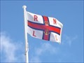 Image for RNLI Flag - RNLI Station, Dover, Kent, UK