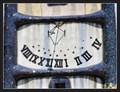 Image for Hundertwasser's Sundial, St Barbara Church - Bärnbach, Austria