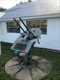 Image for Twin .50 Caliber AA Machine Gun - Wilberforce, Ontario