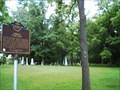 Image for Amrine Settlement : Amrine Cemetery Marker #3-80