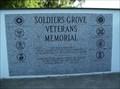 Image for Soldiers Grove Veterans Memorial
