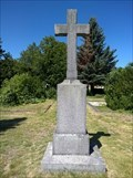 Image for Central Cross On Stankovice Cemetery, Czechia