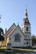 Image for St. James' Anglican Church - Mahone Bay, Nova Scotia