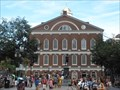 Image for Faneuil (Fan'l) Hall - Boston, MA