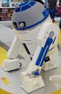Image for R2D2, LEGO Store, Disney Village, France