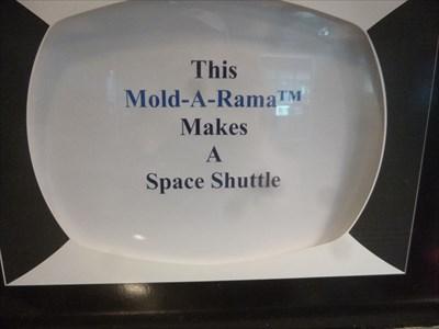 Space Shuttle - MOSI, Tampa.