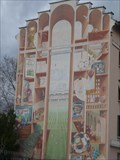 Image for Fresque de Gerland - Lyon, France