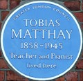 Image for Tobias Matthay - Arkwright Road, Hampstead, London, UK