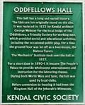 Image for Oddfellows Hall, Highgate, Kendal, Cumbria, UK