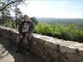 Image for Hot Springs Mountain Overlook #3, Hot Springs, Arkansas