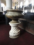 Image for Baptism Font, St Martin-in-the-Fields - London, UK