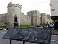 Image for The Queens Walkway Unveiled - Windsor, Great Britain.