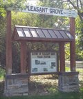 Image for History of Pleasant Grove Train Station