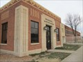 Image for Municipal Waterworks and Filter Building facade -- Salina KS