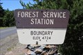 Image for Boundary Guard Station - Granite, OR - 4724'