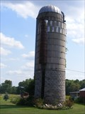 Image for Carter Dairy Farm Silo - Weyauwega, WI