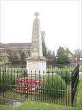 Image for Haddenham Combined War Memorial - Bucks