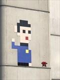 Image for Mosaïque de Spock au  Parc de La Villette - Paris, France