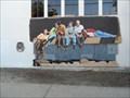 Image for John Steinbeck Mural  -  Monterey, CA