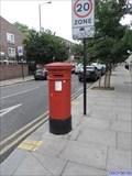Image for Victorian Post Box - Patriot Square, London, UK