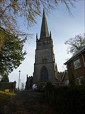 Image for St John the Baptist, Bromsgrove, Worcestershire, England