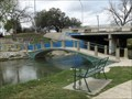 Image for San Felipe Natural Spring Park Bridge - Del Rio, TX