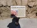 Image for Clark Mountain - Baker, CA