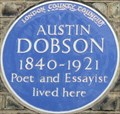 Image for Austin Dobson - Redcliffe Street, London, UK