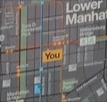 Image for Delancey St. / Orchard Map North View (BOTTOM) - New York, NY