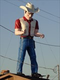 "Image for Gallup, New Mexico: Muffler Man - ""Dude Man"""