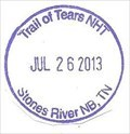 Image for Trail of Tears National Historic Trail - Stones River NB, TN