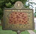 Image for First RFD in Kentucky