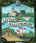 Image for Village Sign, Lower Rd, Little Hallingbury, Essex, UK