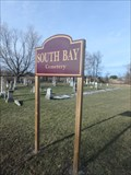 Image for South Bay Cemetery - Prince Edward County, ON