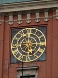 Image for Royal Castle clock - Warsaw, Poland