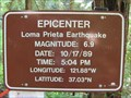 Image for W 121.88, N 37.03 Earthquake Epicenter - Aptos, CA