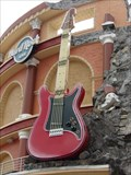 Image for Guitar - Hard Rock Cafe - Orlando, Florida, USA.