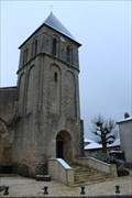 Image for L'église Saint-Georges - Le-Vigeant, France