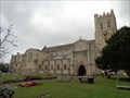 Image for Christchurch Priory - Dorset, UK.